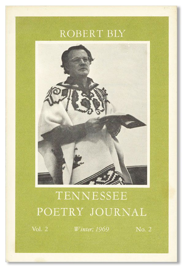 Tennessee Poetry Journal, Vol. 2, no. 2, Winter, 1969 [Signed Bookplate Laid in]. Robert BLY, Stephen MOONEY, ed.