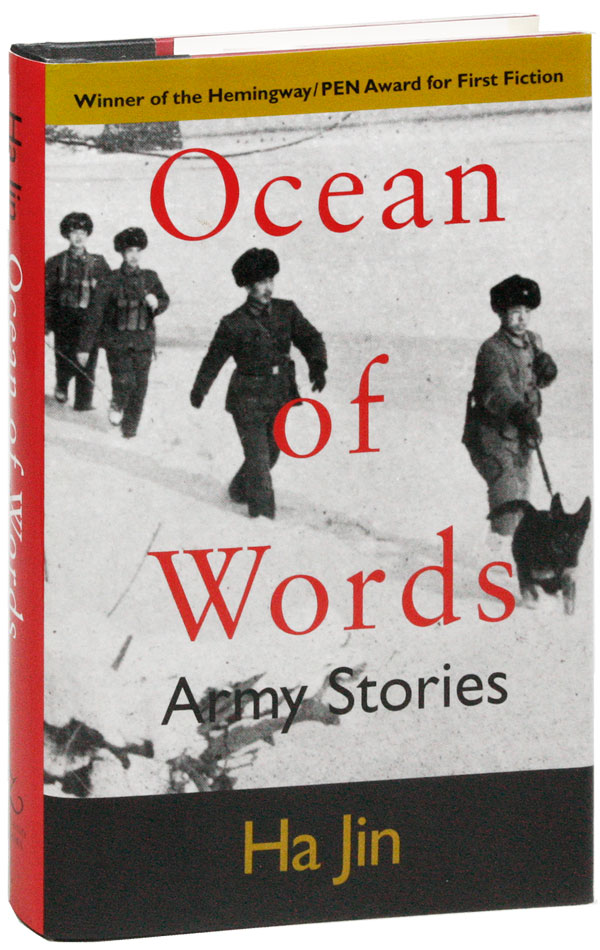Ocean of Words: Army Stories [Signed]. Ha JIN