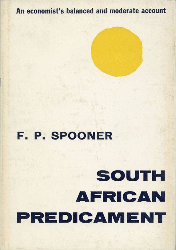 South African Predicament. F. P. SPOONER