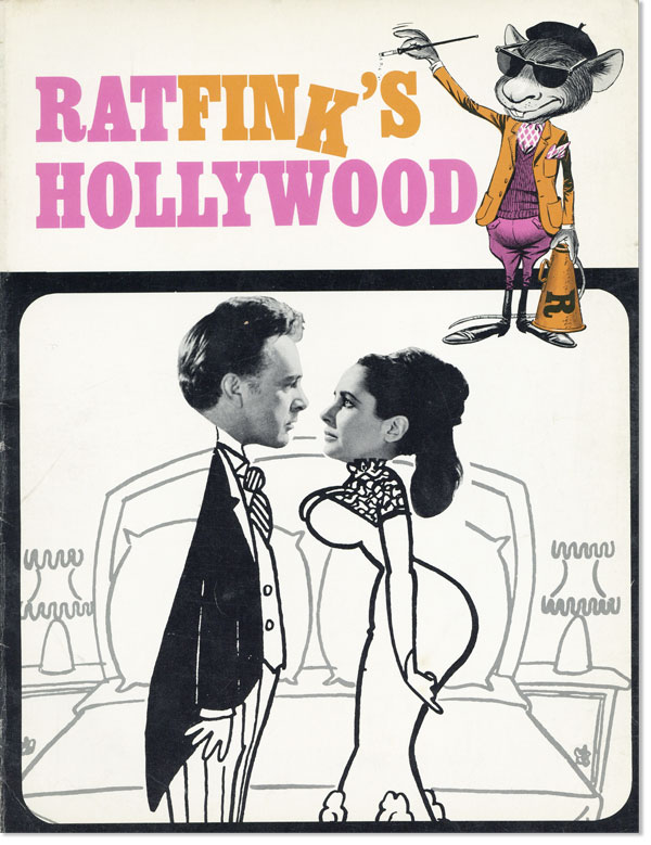 Ratfink's Hollywood. ANONYMOUS, Richard Miller?