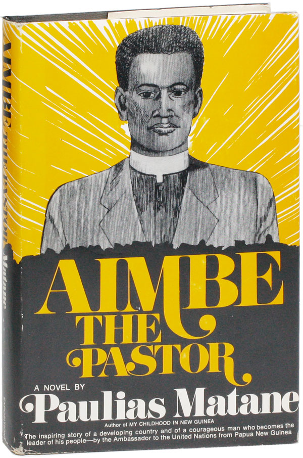 Aimbe the Pastor: A Novel. Paulias MATANE