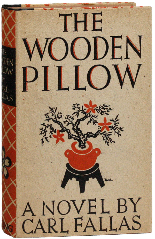 The Wooden Pillow. Carl FALLAS.