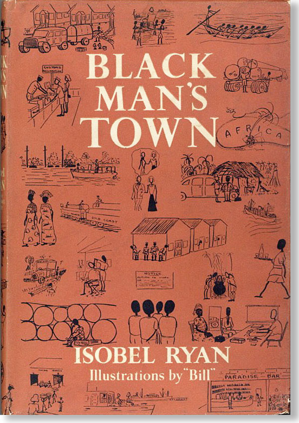 Black Man's Town. Isobel RYAN.