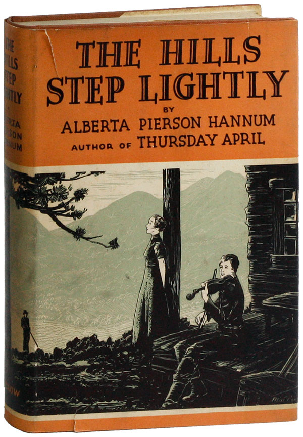 The Hills Step Lightly. Alberta Pierson HANNUM