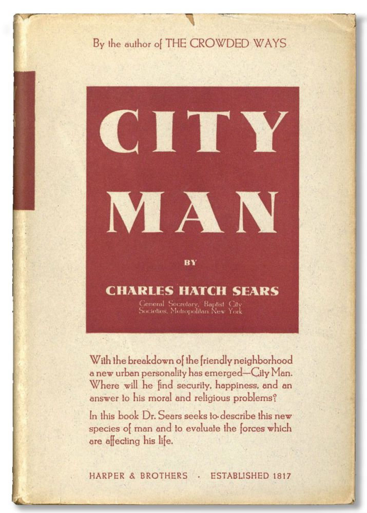 City Man. Charles Hatch SEARS.