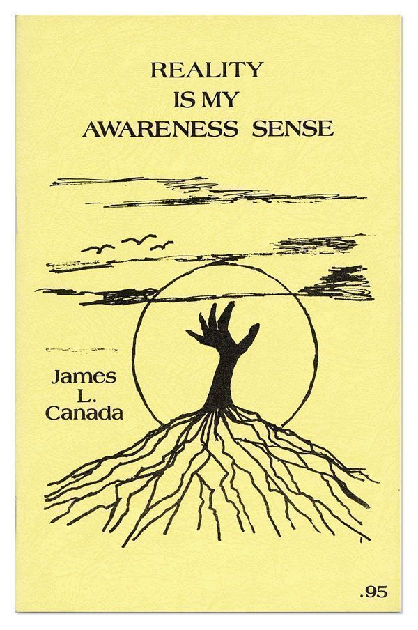 Reality Is My Awareness Sense. James L. CANADA