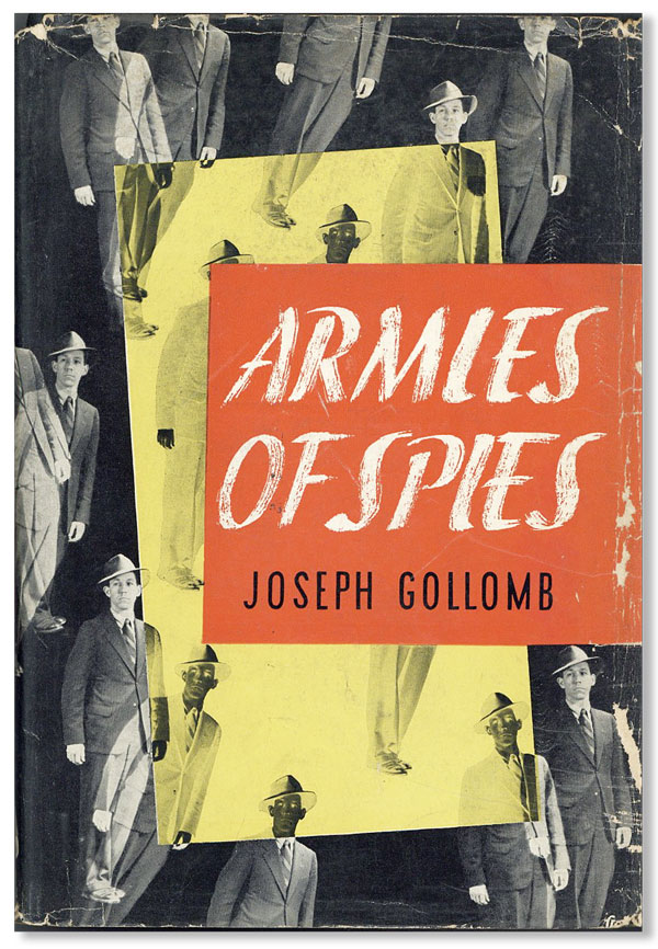 Armies of Spies. Joseph GOLLOMB