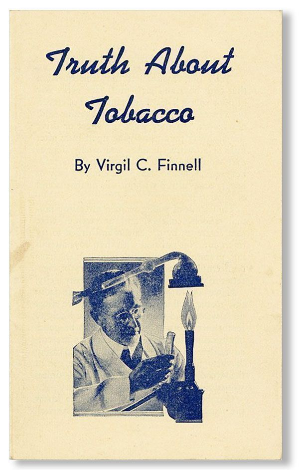 Collection of 8 Anti-Tobacco Tracts. TOBACCO