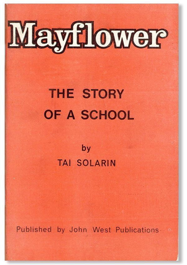 Mayflower: The Story of a School