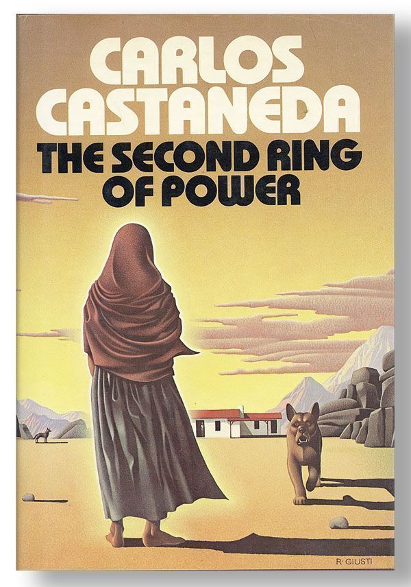 The Second Ring of Power. Carlos CASTANEDA
