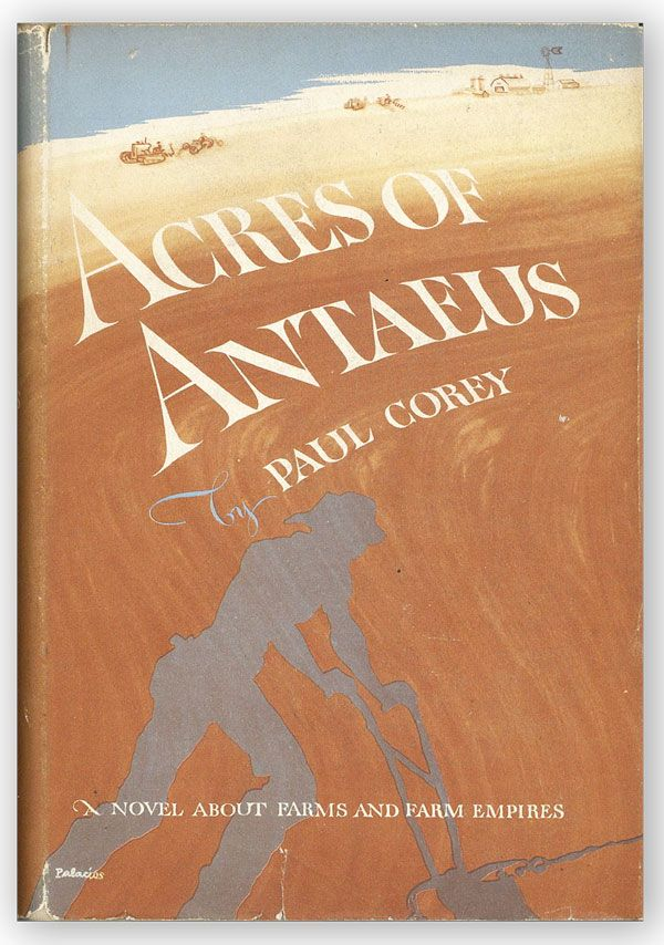 Acres of Antaeus. Paul COREY.