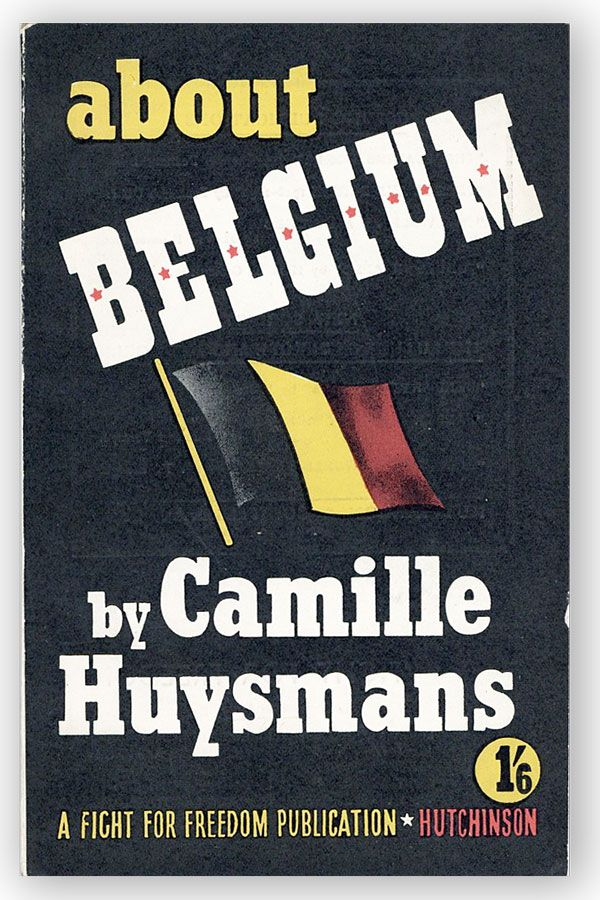 About Belgium. Camille HUYSMANS.