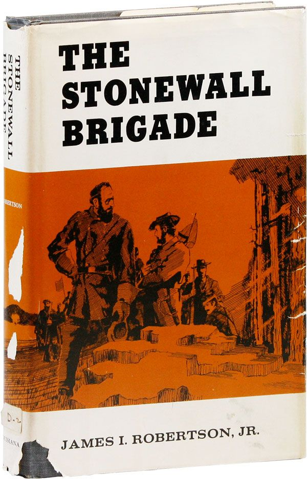 The Stonewall Brigade [Review Copy with Two Copies of the Typescript Review by Garland Quarles]....
