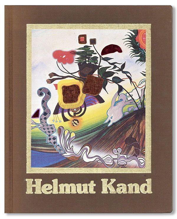 Tagtraumbuch / Day-Dream Book. Helmut KAND.