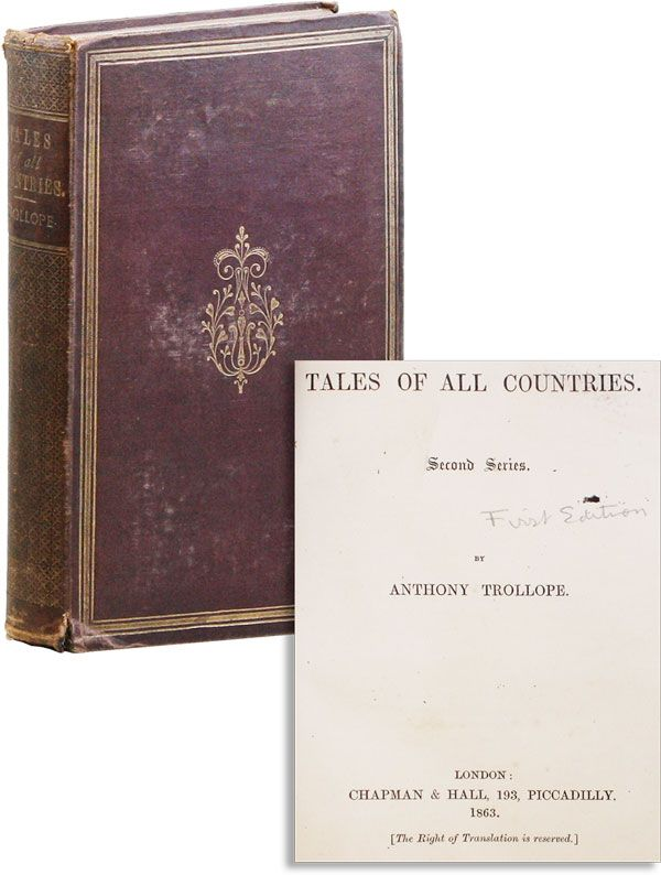 Tales of All Countries. Second Series