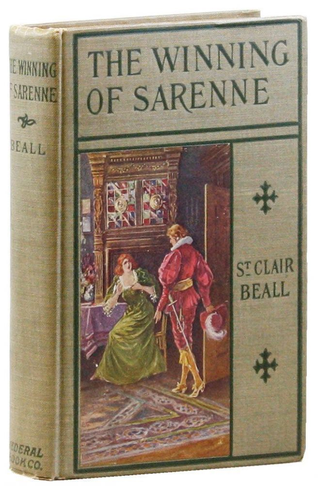 The Winning of Sarenne. St. Clair BEALL, pseud. Upton Sinclair, illus Louis F. Grant.