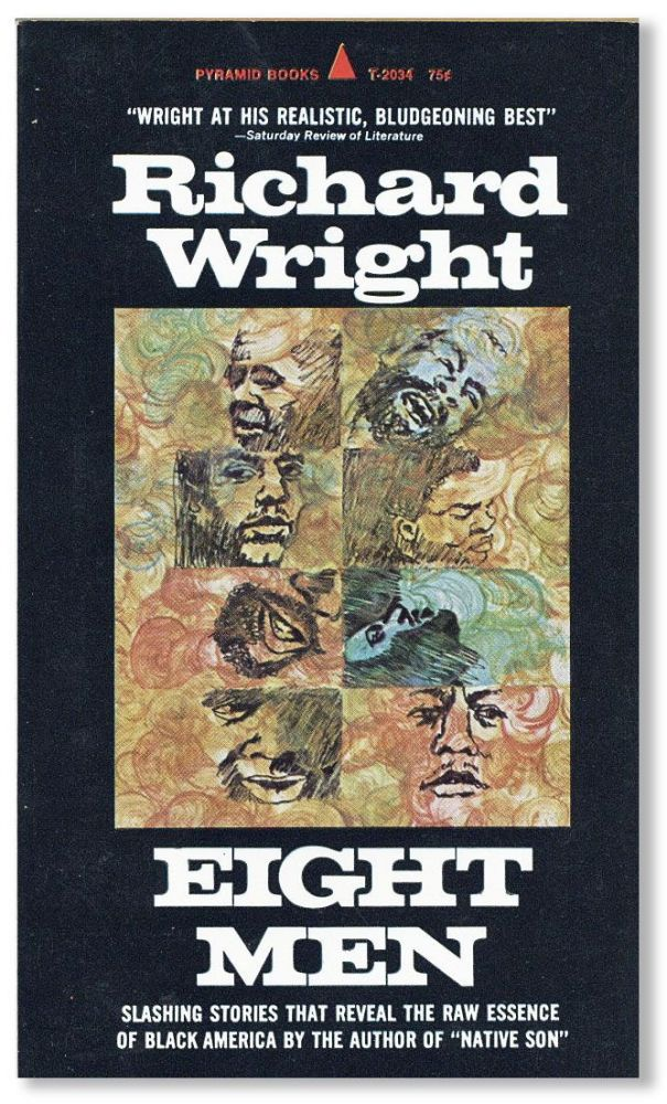Eight Men. Richard WRIGHT.