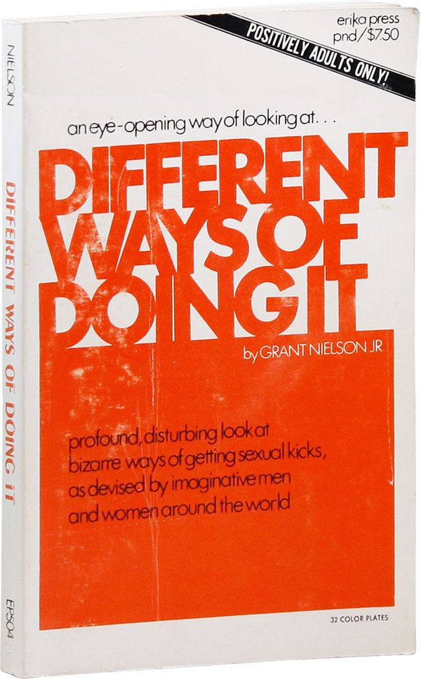 Different Ways of Doing It. Grant NIELSON, Jr