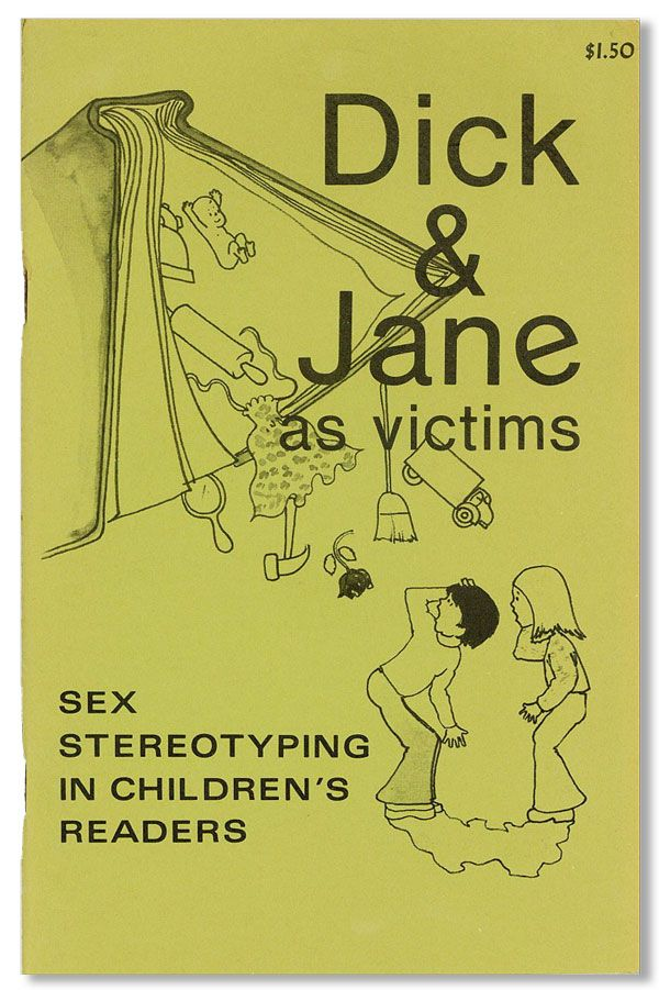 Dick & Jane as Victims: Sex Stereotyping in Children's Readers. WOMEN ON WORDS, IMAGES.