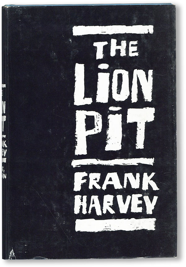 The Lion Pit. Frank HARVEY