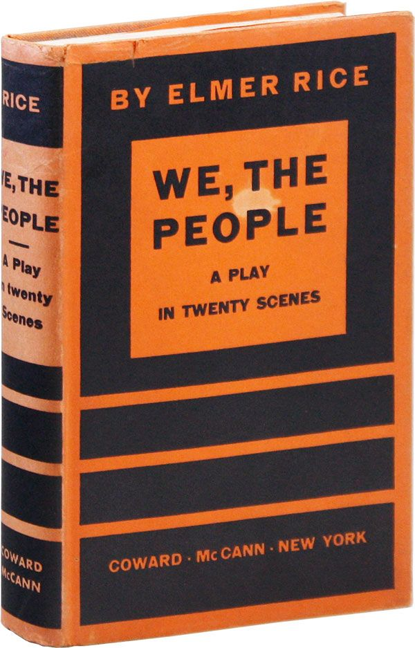 We, the People: A Play in Twenty Scenes