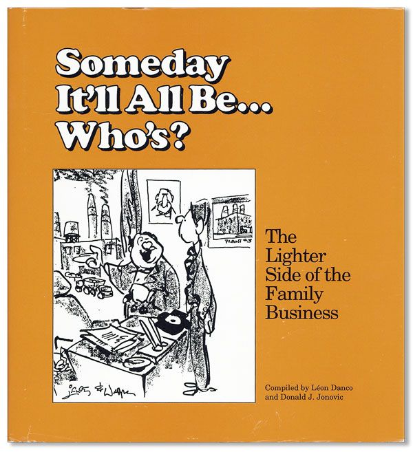 Someday It'll All Be...Who's? [sic]