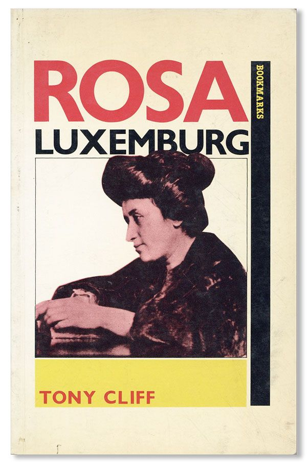 Rosa Luxemburg. Tony CLIFF