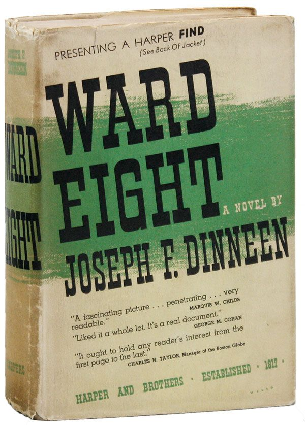 Ward Eight. Joseph F. DINNEEN