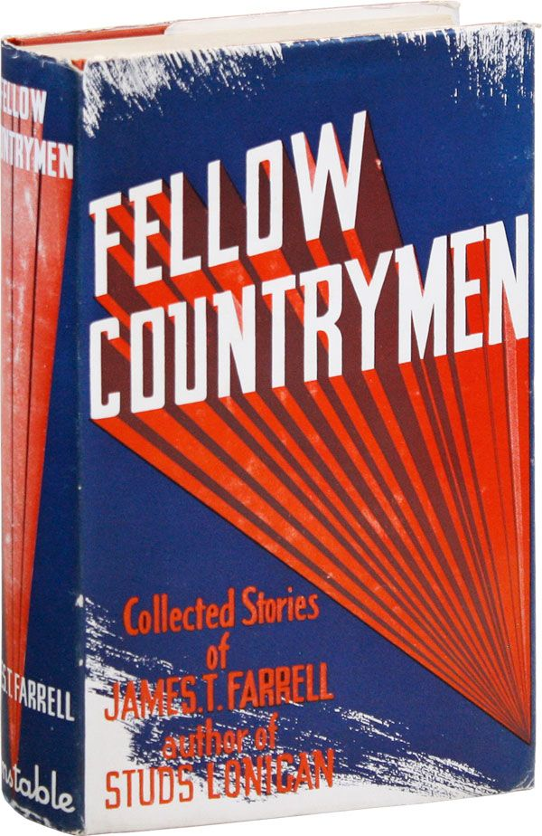 Fellow Countrymen: Collected Stories [Inscribed to Evelyn Shrifte]. RADICAL, PROLETARIAN LITERATURE