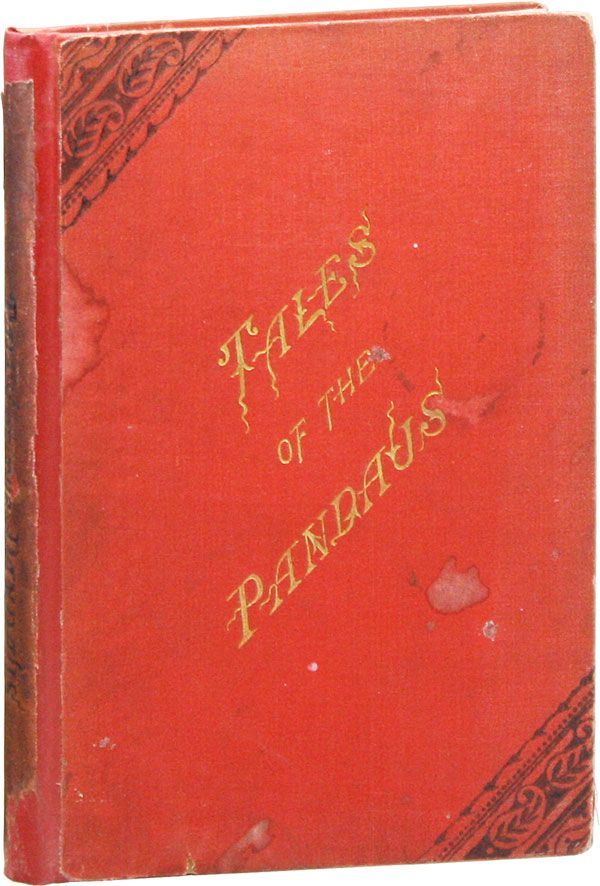Tales of the Pandaus. WANDERING CIMMERIAN, pseud. John David Falconer Newall