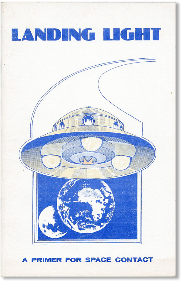 Landing Light: A Primer for Space Contact. Main #119, November-December, 1988 [All Published?]....