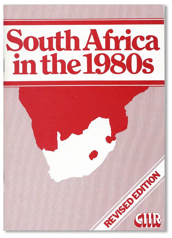 South Africa in the 1980s. CATHOLIC INSTITUTE FOR INTERNATIONAL RELATIONS