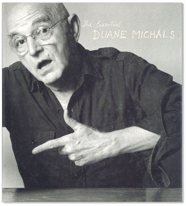 The Essential Duane Michals. DUANE MICHALS, Barbara LIVINGSTONE