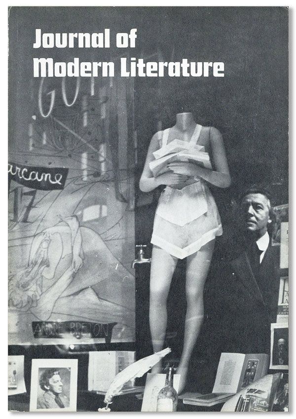 Journal of Modern Literature. Volume 4, no. 4 (April 1975): Special Gotham Book Mart Issue....