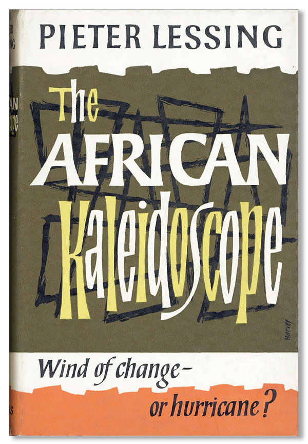 The African Kaleidoscope. Pieter LESSING