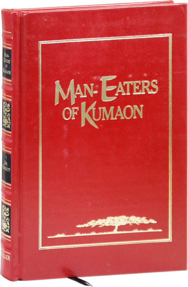 Man-Eaters of Kumaon. Jim CORBETT, Introd Sir Maurice Hallett
