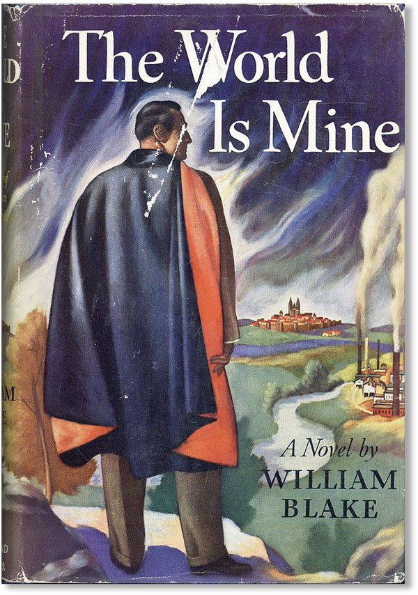 The World is Mine. William BLAKE.