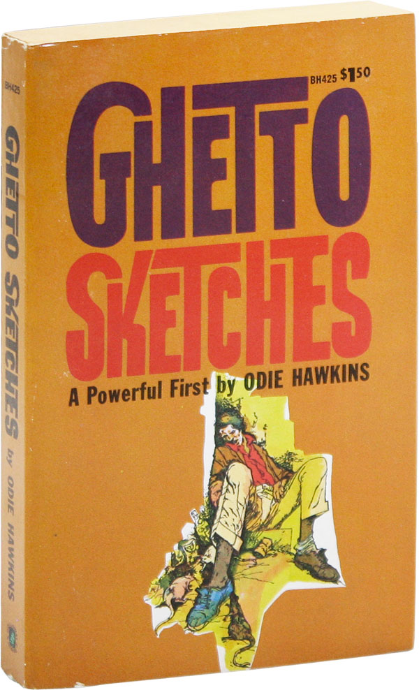 Ghetto Sketches. AFRICAN AMERICANA, Odie HAWKINS