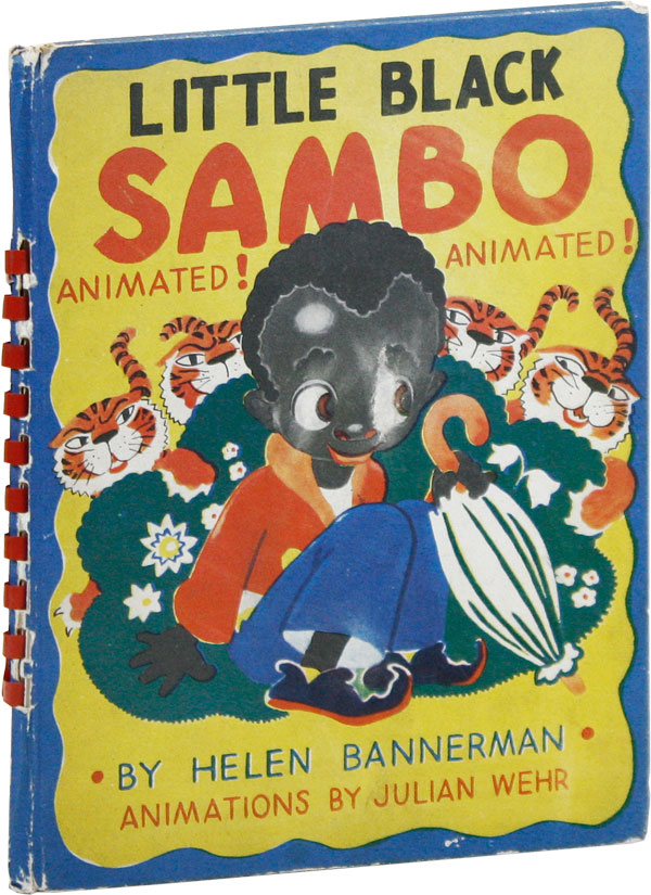 Little Black Sambo. Helen BANNERMAN, Julian Wehr
