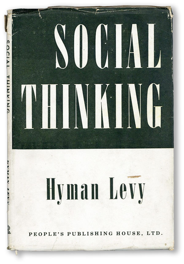 Social Thinking. Hyman LEVY