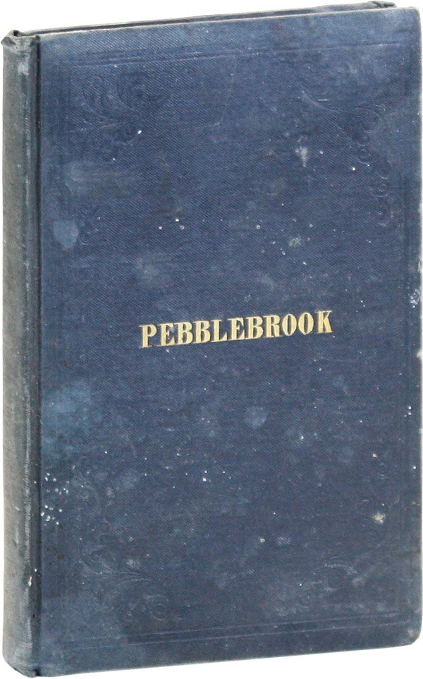 Pebblebrook, and the Harding Family. MEDICAL FICTION, Henry WINSOR