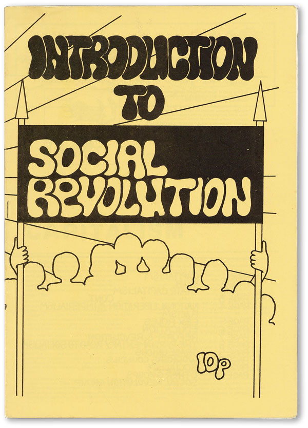 Introduction to Social Revolution. LIBERTARIAN COMMUNISM – SOCIAL REVOLUTION GROUP