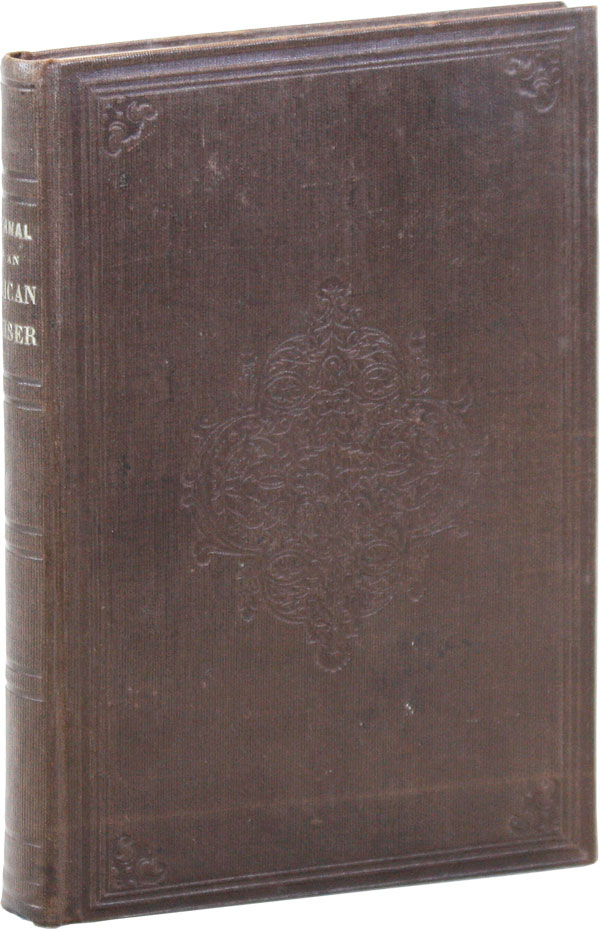 Journal of an African Cruiser: Comprising Sketches of the Canaries, the Cape de Verds, Liberia,...