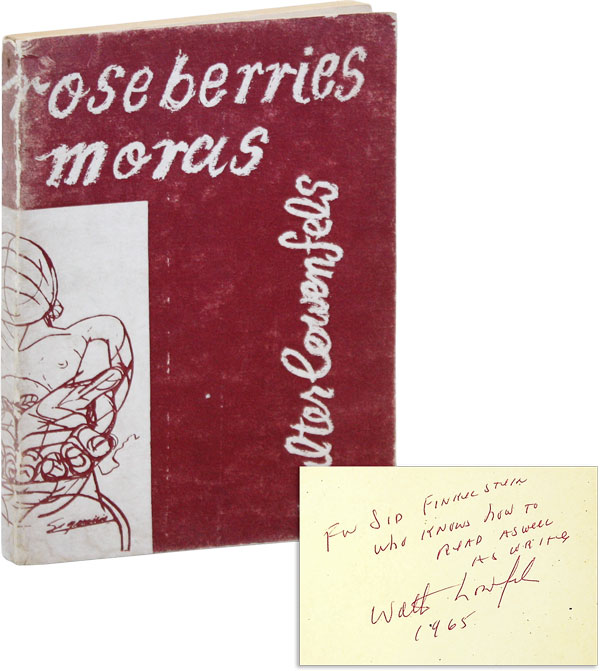 Land of Roseberries / Tierra de Moras. Drawings by David Alfaro Siqueiros