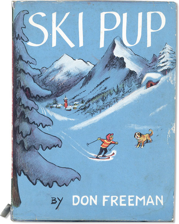 Ski Pup. Don FREEMAN