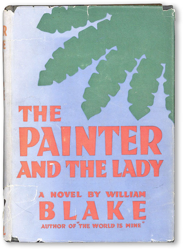 The Painter and the Lady. William J. BLAKE