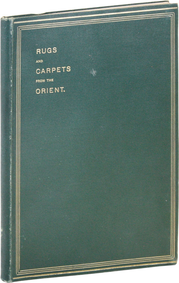Rugs and Carpets from the Orient. Lawrence WINTERS