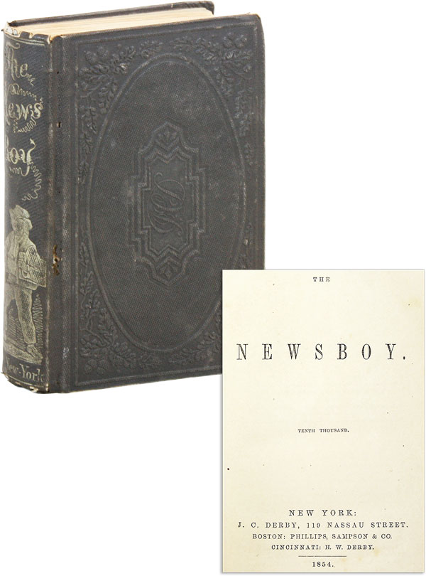 The Newsboy. Elizabeth Oakes SMITH