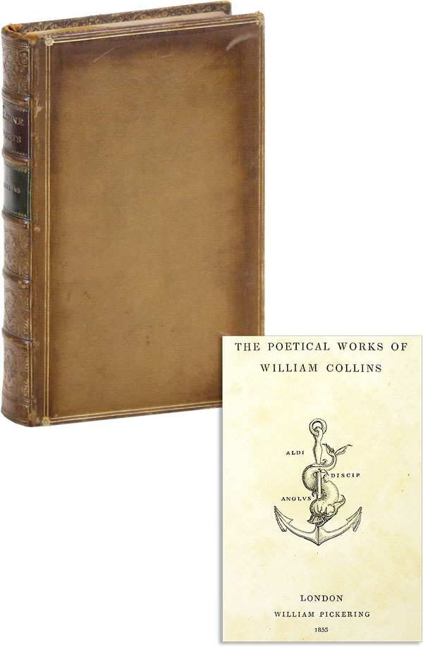 The Poetical Works of William Collins. William COLLINS