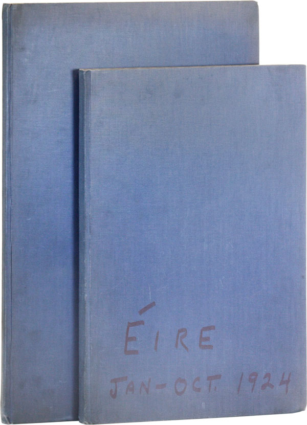 Éire: The Irish Nation - Vol.2, Nos.1-41 (January 19-October 25, 1924) [Together With] Sinn...